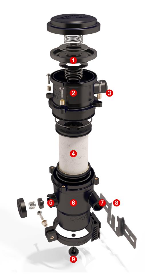 crankcase valve