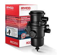 Ryco Crankcase Filter Assembly