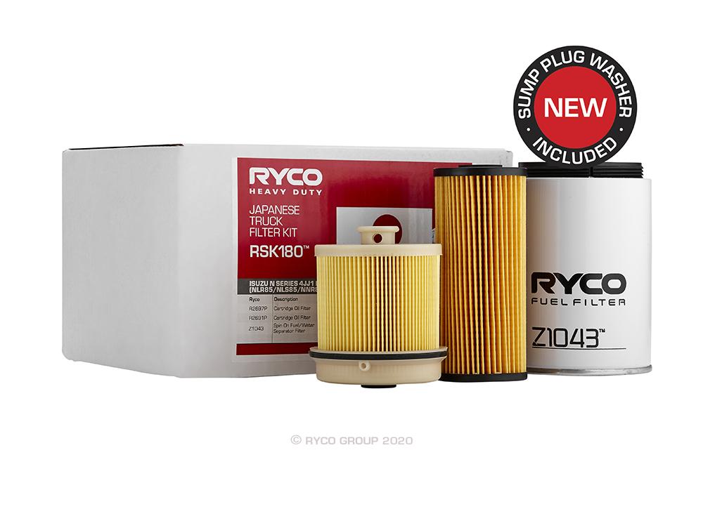 Ryco Service Filter Kit