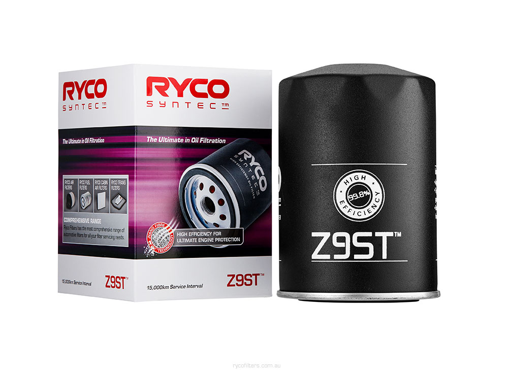 Z9ST | Air Filters, Oil Filters and Fuel Filters | Ryco